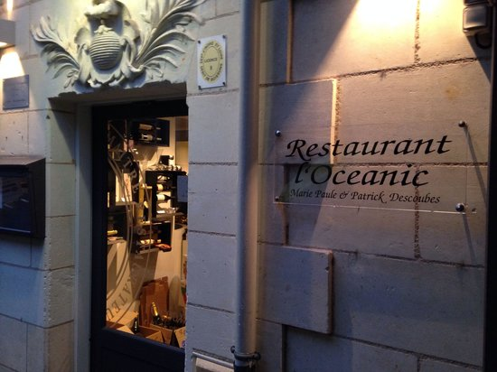 L'OCEANIC : Authentic french dinner!!