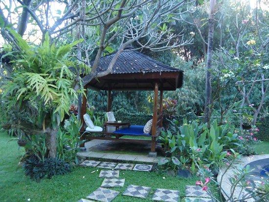 Saraswati Holiday House: le coin repos