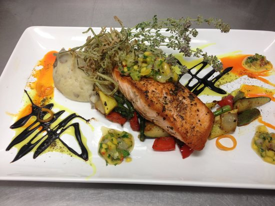 Grill on Gage: Copper River Salmon