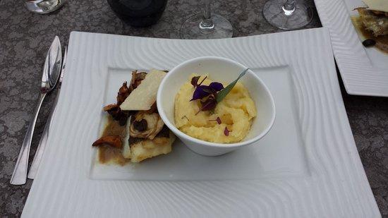Aeva Hotel : dinner1