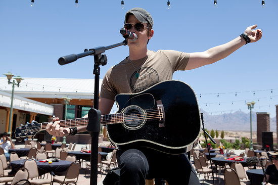 Join us for the 2014 Las Cruces Country Music Festival April 24-27, 2014