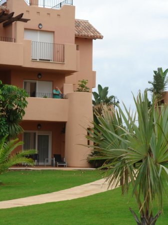 The Residences at Mar Menor Golf Spa: apartment