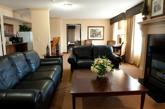 Presidential Suite Living Space Picture Of The Grand Hotel In Salem Salem Tripadvisor