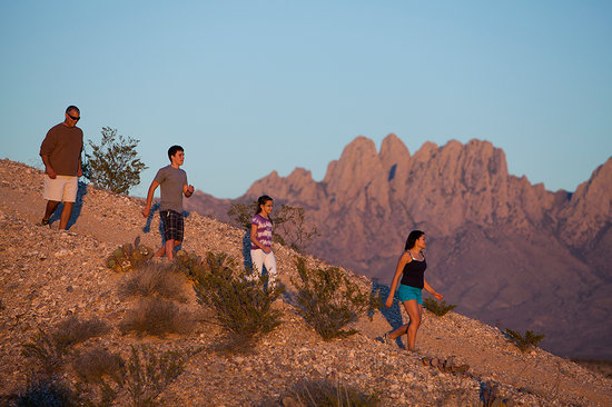Las Cruces has hiking for all skill levels