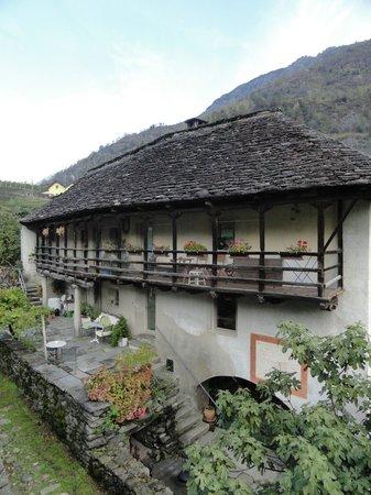 Hotel Casa Martinelli: Alt und Neu vereint
