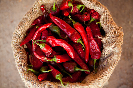 Las Cruces, NM: Red Chile