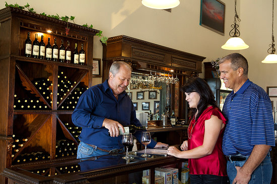 Las Cruces, NM: The Mesilla Valley Wine Trail takes visitors on a tour of NM wines up and down the Mesilla Valle