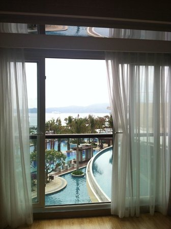 Holiday Inn Resort Sanya Yalong Bay: RoomWindow