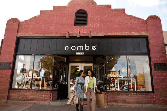 Shopping from unique local retailers in Las Cruces and Mesilla