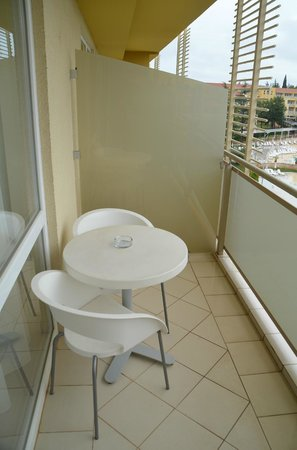 Sol Garden Istra: Balcony