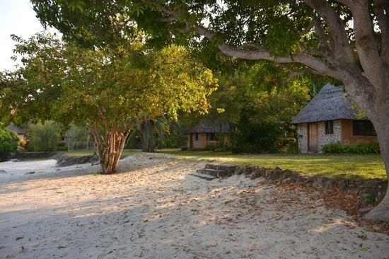Makuzi Beach Lodge: Other cottages