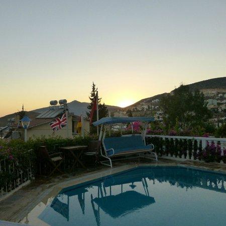 Kelebek Hotel: pool area