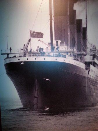 Exposition Titanic: Un géant