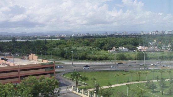 Verdanza Hotel : Vista panoramica
