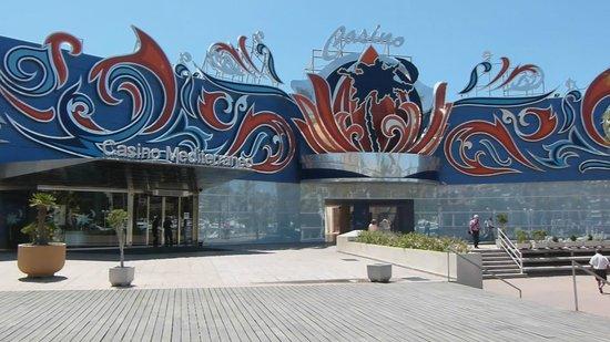 Puerto Deportivo: Front of Casino