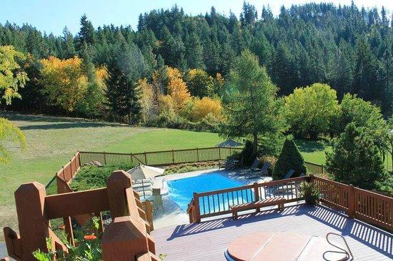 Mountain Home Lodge: Pool
