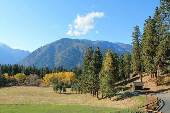 Mountain Home Lodge: View