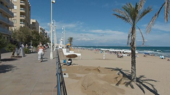 Playa de Guardamar: General View of Beach