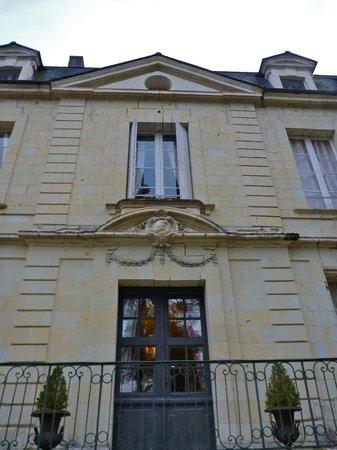 Chateau de Beaulieu: the front