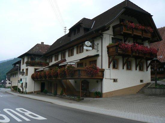 Gasthaus Rebstock: hotel
