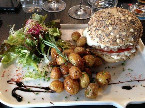 Les Clanchistes : Le burger Clanchistes