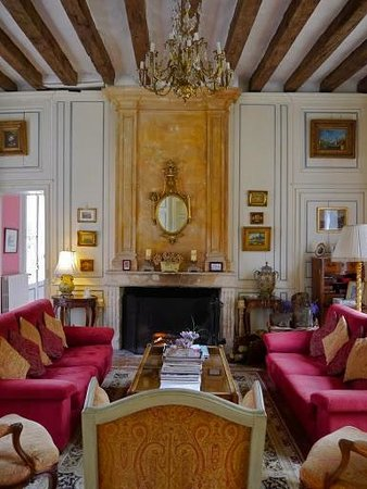 Chateau de Beaulieu : living space
