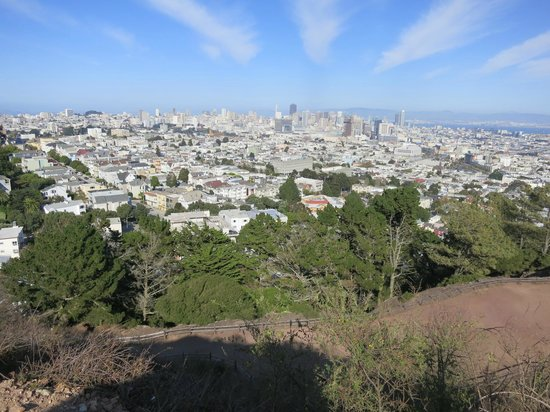 The Real S.F. Tour: Corona Heights
