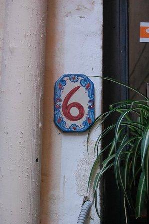 Camere a Sud: Via Ficani, 6