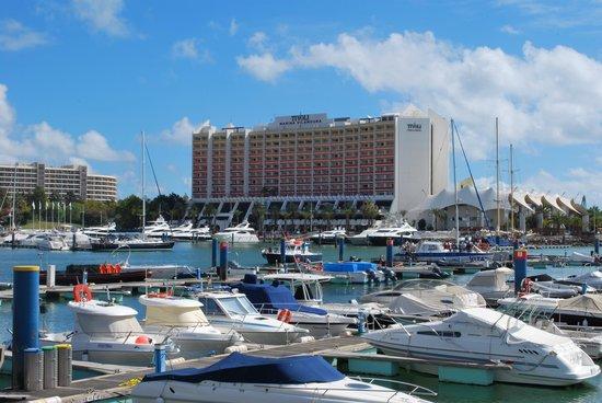Tivoli Marina Vilamoura : The hotel