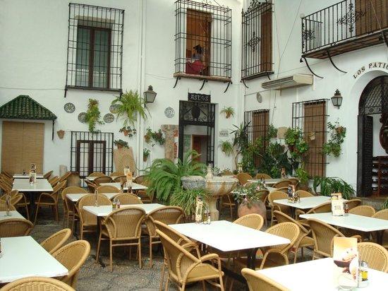 Hotel Los Patios: Los Patios restaurant