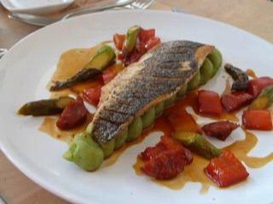 Number Twenty One: Lovely fresh fish