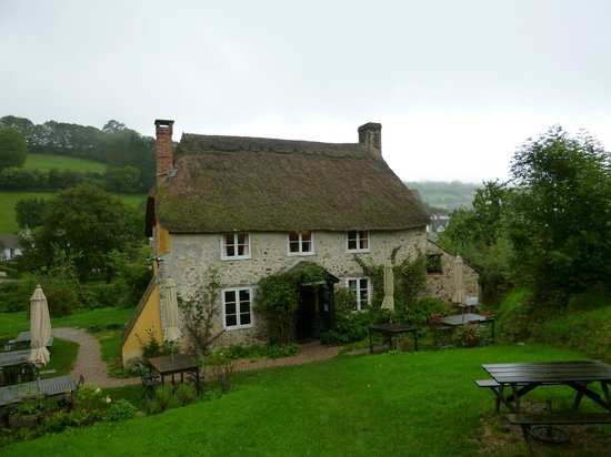 Branscombe, UK: The Old Bakery