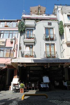 Villa Pasha Hotel: Aussenansicht Hotel