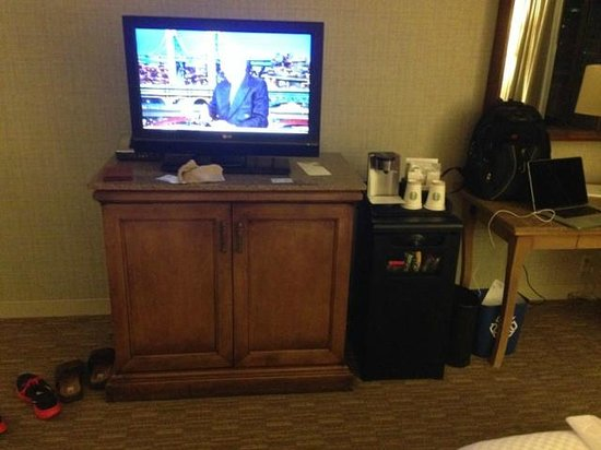 The Westin Indianapolis : Tv