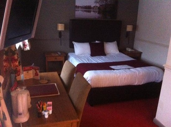 Himley House Hotel: room 2