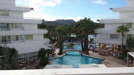 Viva Eden Lago : View from hotel room