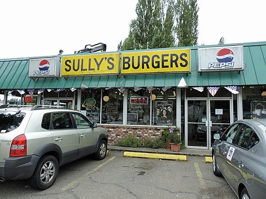 Sully's Drive-in : Sully's Burgers Drive-In
