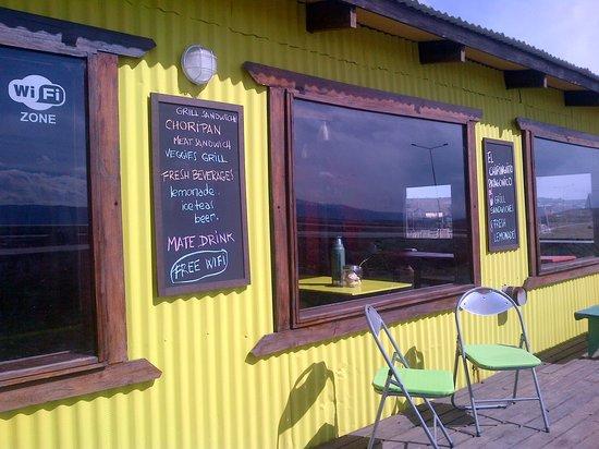 El Chiringuito Patagonico: Choripan time!