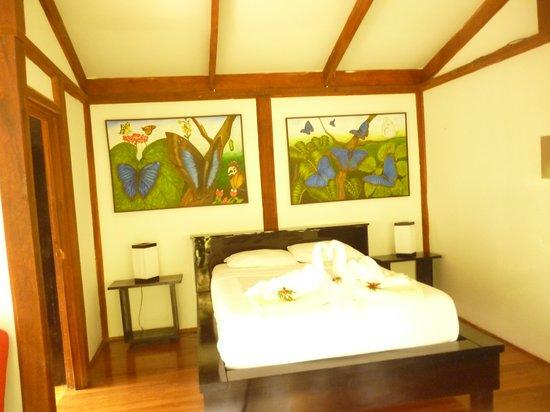 Hotel Quelitales: Habitacion