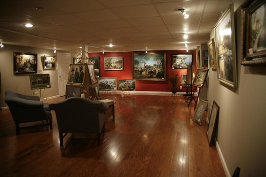Quakertown, PA: Mastercraft Gallery