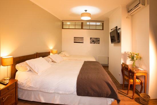 Hotel Loreto : Triple Matrimonial