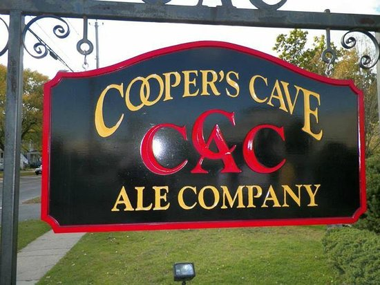 Cooper's Cave Ale Company : we'll be back!