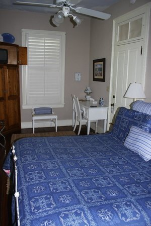 Florida House Inn: View of room 12