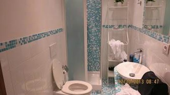 B&B Panorama : Bathroom