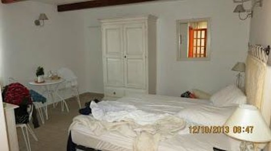 Panorama Guest House : The room