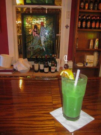"Florida House Inn: ""Mermaid Slap"" in the Mermaid Bar"