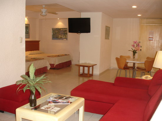 Hotel & Suites Nader : Suite