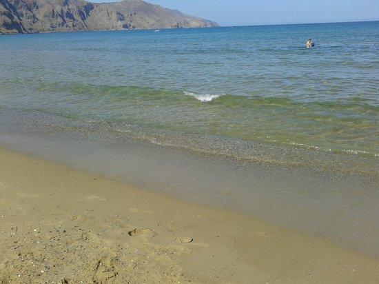 Pilot Beach Resort: Strand