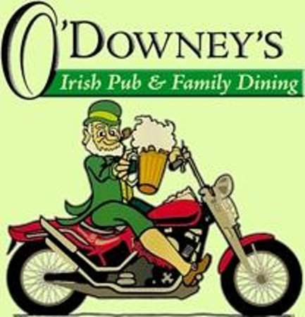 O'Downey's Irish Pub: Our Mascot!