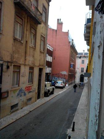 Pensao Monumental : Rua da Gloria